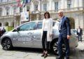 Nissan LEAF per il sindaco Chiara Appendino e Torino