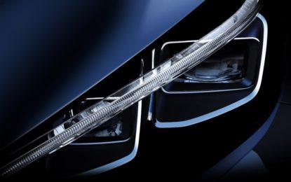 Nuova Nissan LEAF: il teaser