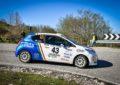 21 Peugeot 208 R2B al Rally del Taro