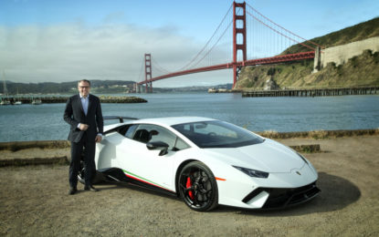 """Stefano Domenicali a """"The Future of the Motoring Enthusiast"""""""