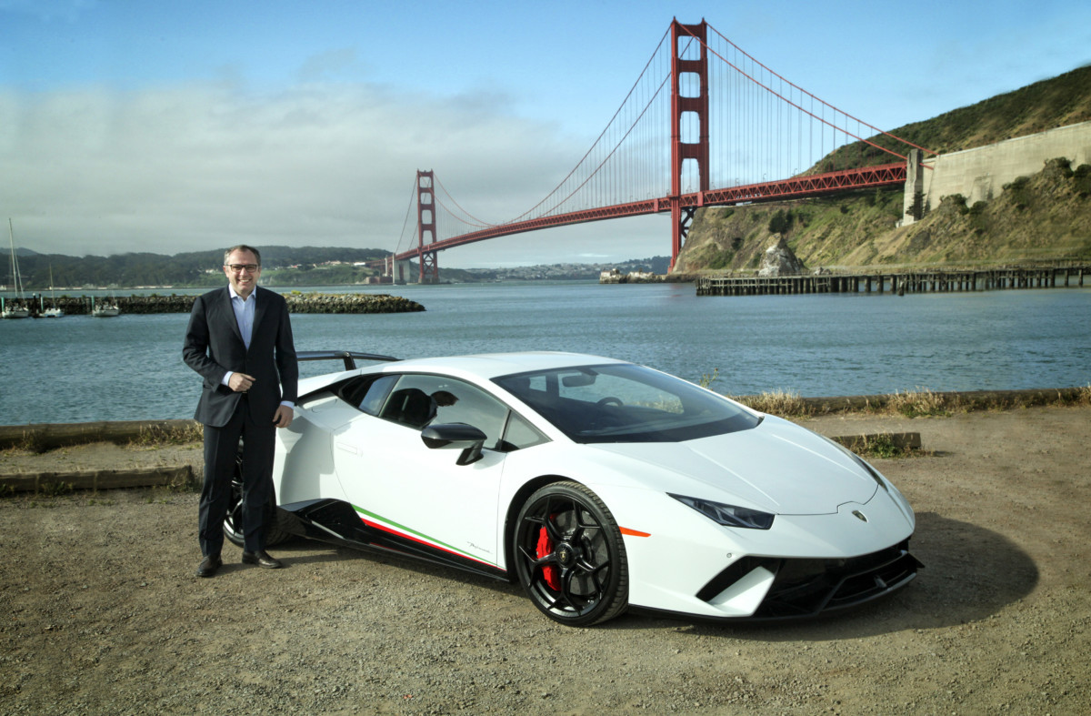 "Stefano Domenicali a ""The Future of the Motoring Enthusiast"""