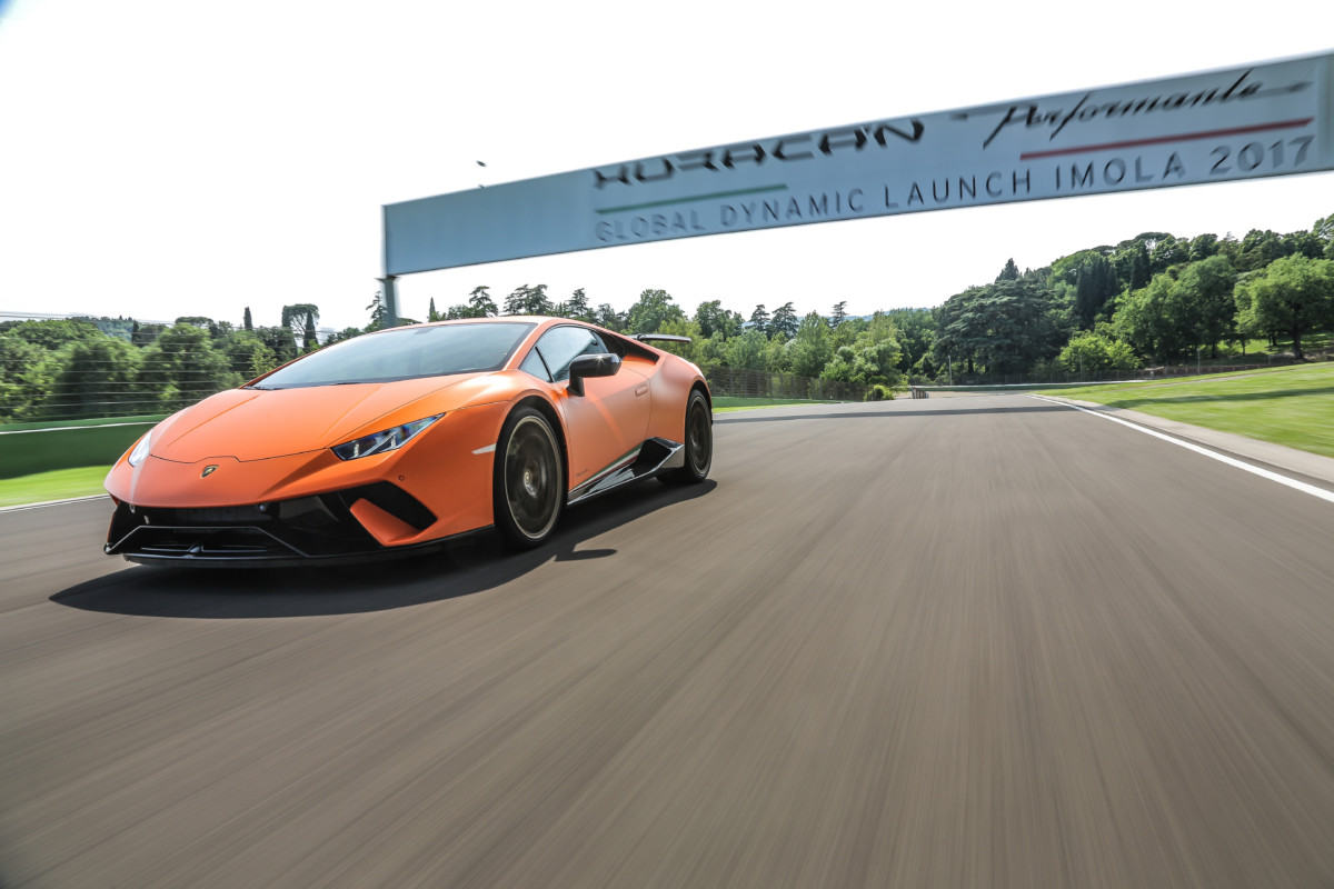 Alla Huracán Performante l'Autocar Innovation Award 2017