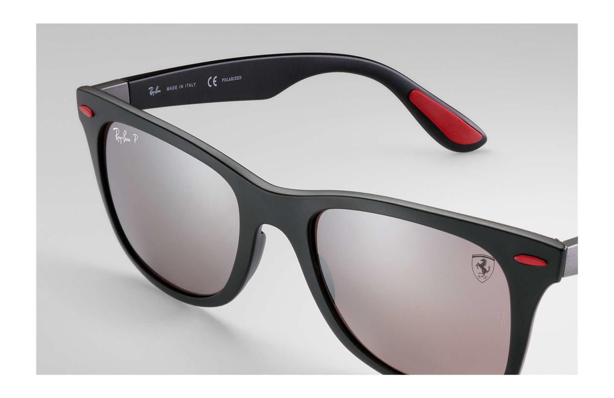 Nuova collezione Ray-Ban e Scuderia Ferrari
