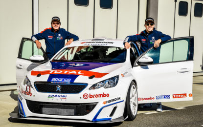 "Peugeot Italia e Stefano Accorsi a ""Back"" su Rai Sport HD"