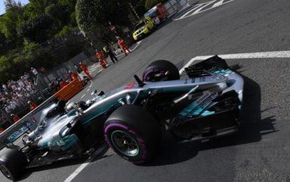 Monaco: prime libere nel segno di Hamilton e Vettel