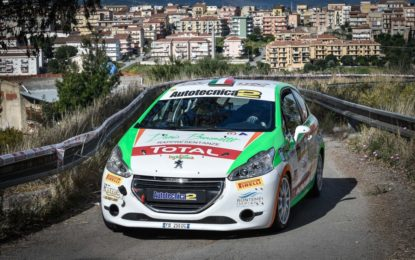 Peugeot Competition Top 208 all'Adriatico