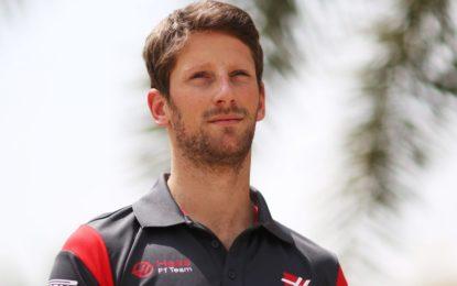 Romain Grosjean direttore della GPDA