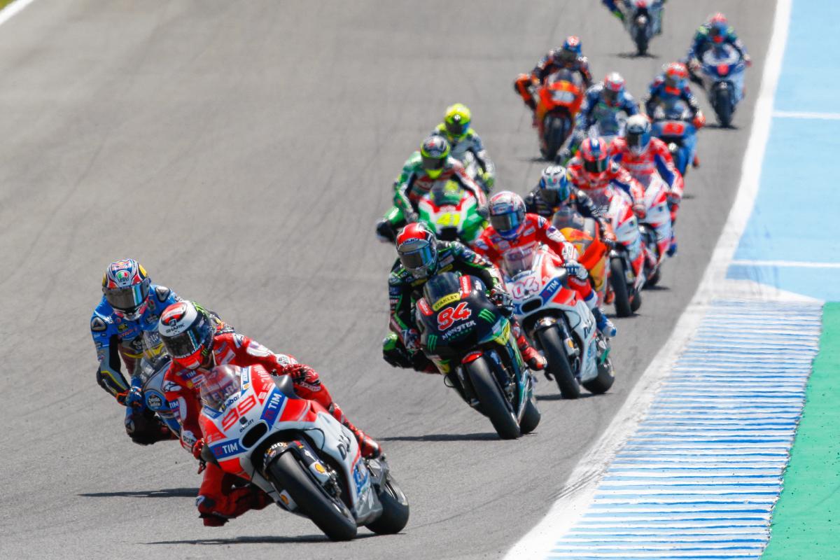 MotoGP: da oggi il via al GP di Francia, orari TV