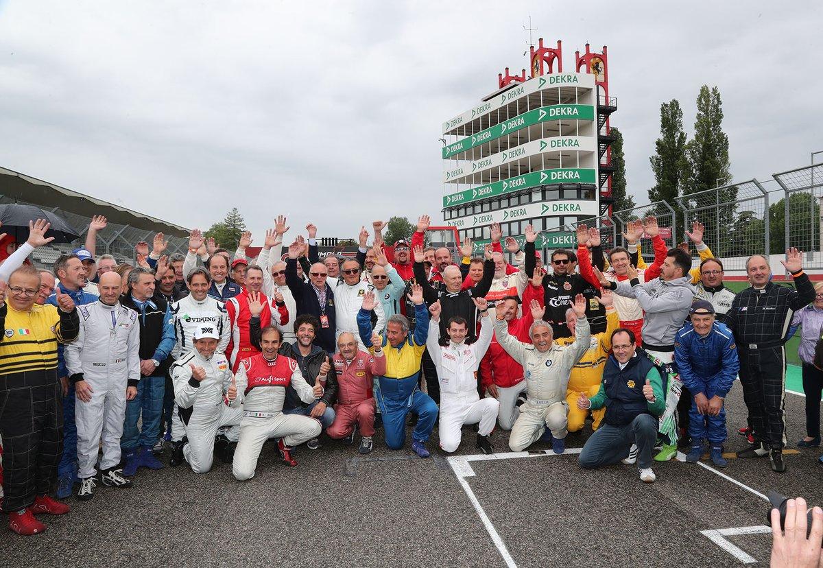 Historic Minardi Day 2017: festa di motori, musica e amici