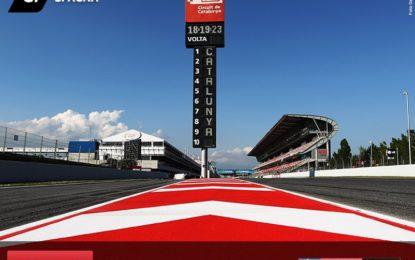 GP di Spagna: gli orari del weekend in TV