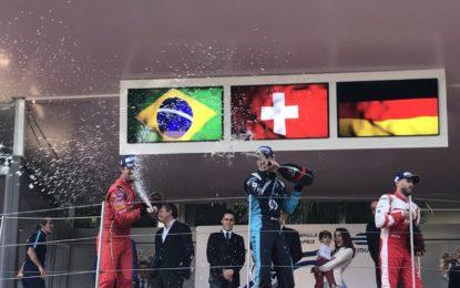 Formula E: vittoria di Buemi a Monaco