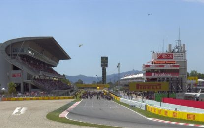 GP Spagna: la griglia di partenza ufficiale