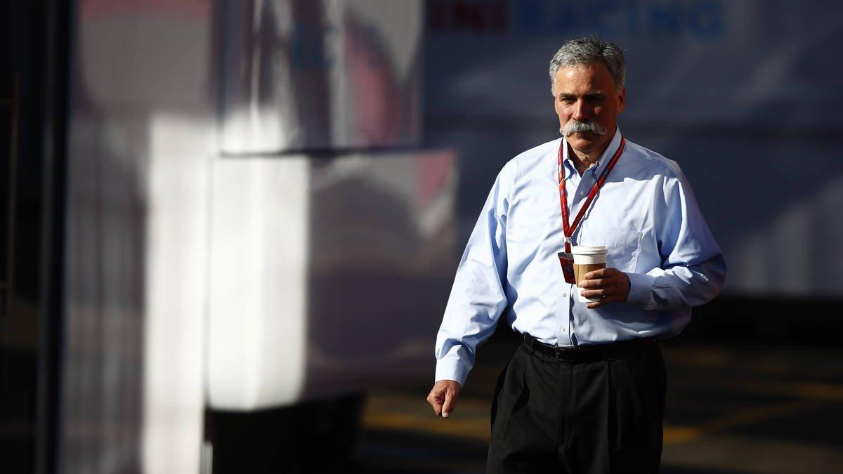 Carey prevede discussioni coi team sul futuro della F1