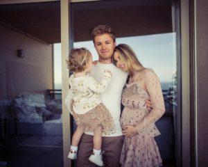 Nico e Viviane: secondo baby Rosberg in arrivo