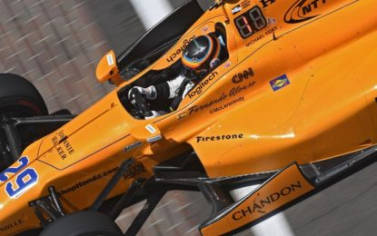 Alonso & Indy 500 alle 17,30 su Sky Sport F1 HD