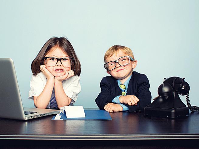 Bimbi in ufficio con mamma e papà anche per PSA Italia