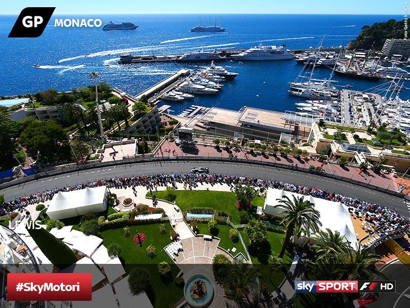 GP Monaco: via al weekend, gli orari TV