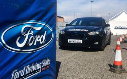 Ford Safe & Educational 2018: giovani e guida responsabile
