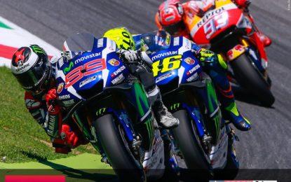 Mugello: da oggi via al GP d'Italia, gli orari TV