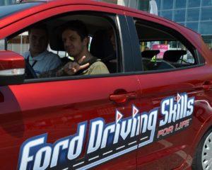 Ford DSFL: oltre 320 ragazzi alla tappa di Roma