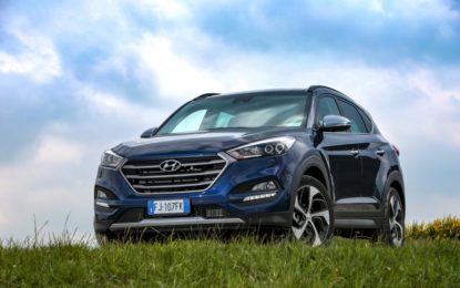 Nuova Hyundai Tucson Sound Edition