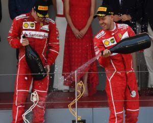 Monaco: il punto Ferrari su una domenica storica
