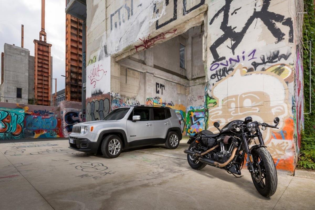 Harley-Davidson e Jeep rinnovano la partnership