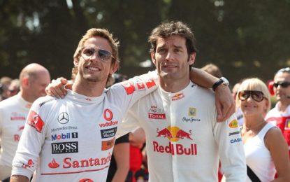 Webber dubbioso sul ritorno di Button a Monaco