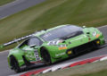 Weekend perfetto per Lamborghini a Brands Hatch