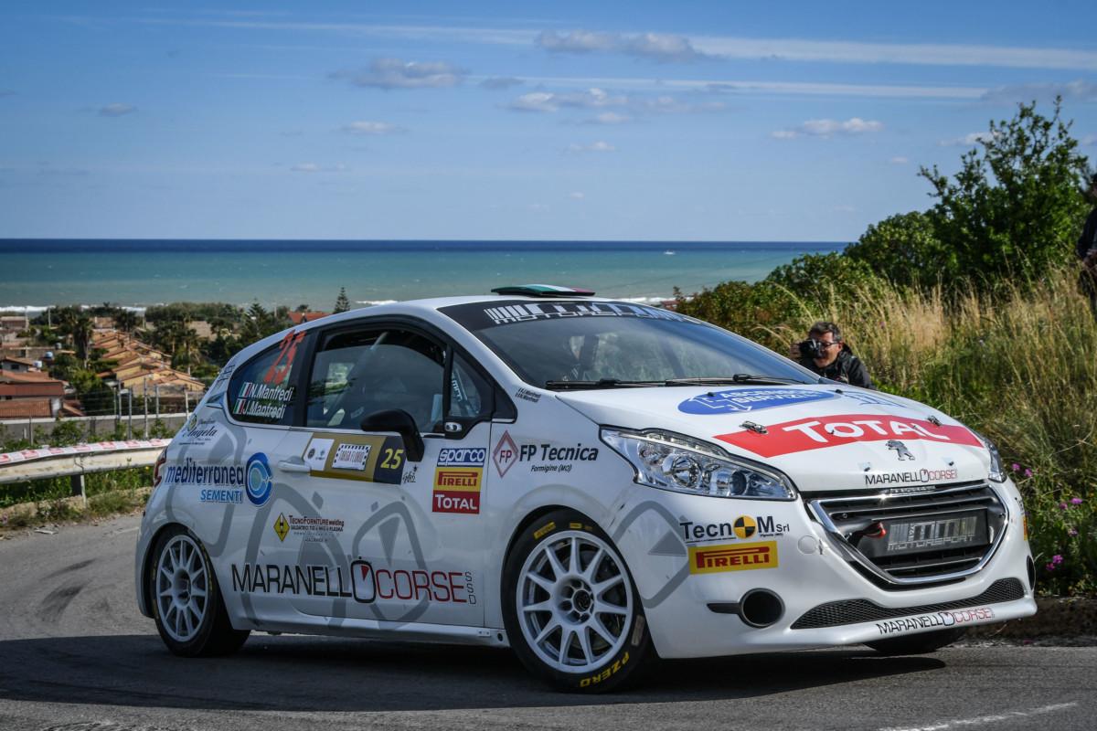 Peugeot e Pirelli non dimenticano la tragedia della Targa Florio