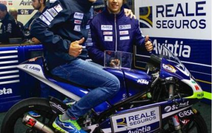 J.JUAN a Jerez per il round spagnolo della MotoGP
