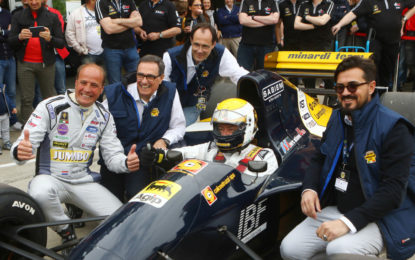 Historic Minardi Day: cambio data. Per festeggiare la ripartenza