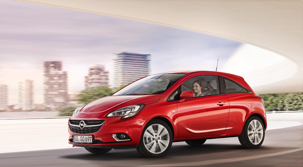 Opel Corsa a quota 750.000 ordini