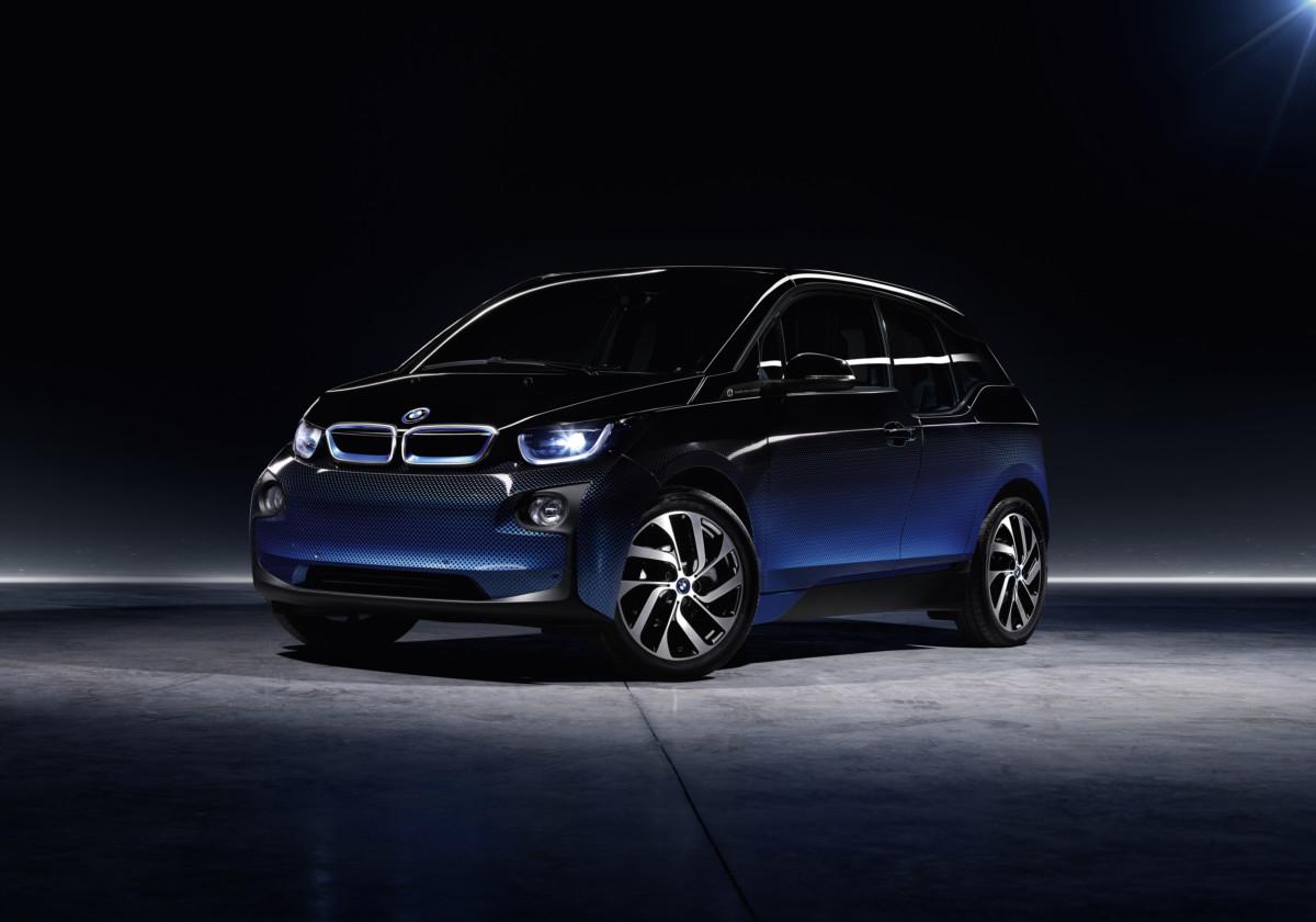 BMW i3 CrossFade Edition in vendita online