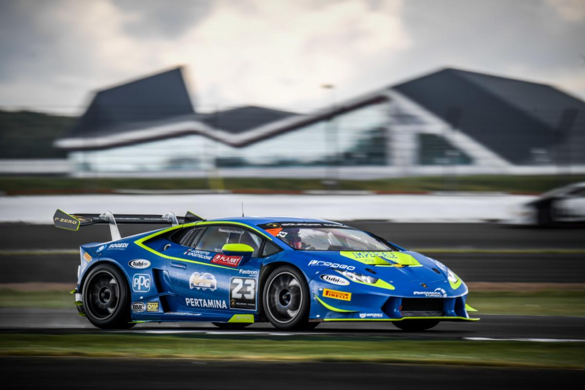 Lamborghini Super Trofeo Europa: Gara 1 a Postiglione e Cecotto