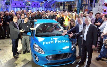 Ford Fiesta: nuova generazione al via