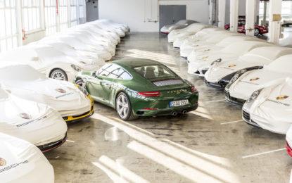 Porsche 911: un milione di esemplari