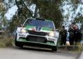 ŠKODA Italia Motorsport al 50° Rally del Salento