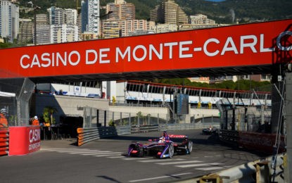 DS Virgin Racing: miglior giro a Monaco, aspettando Parigi