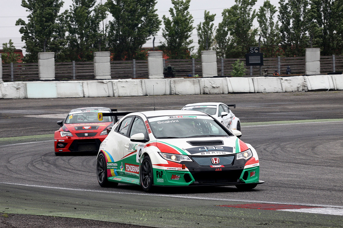 ACI Racing Weekend: il bilancio della domenica ad Adria