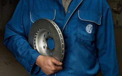 10 buoni motivi per scegliere ricambi originali Volkswagen