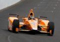 Primo contatto di Alonso con la IndyCar