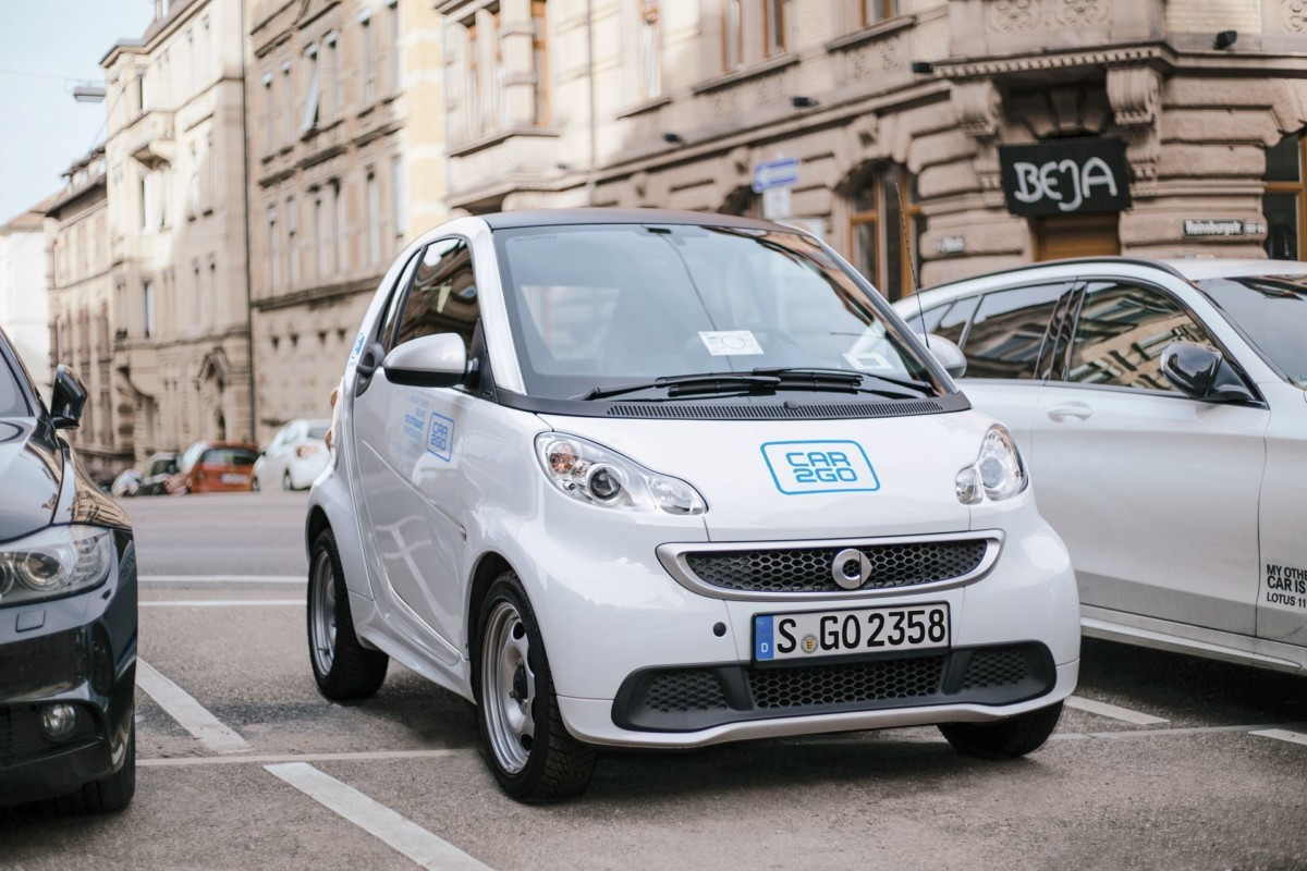 "car2go ""Proud to share"""