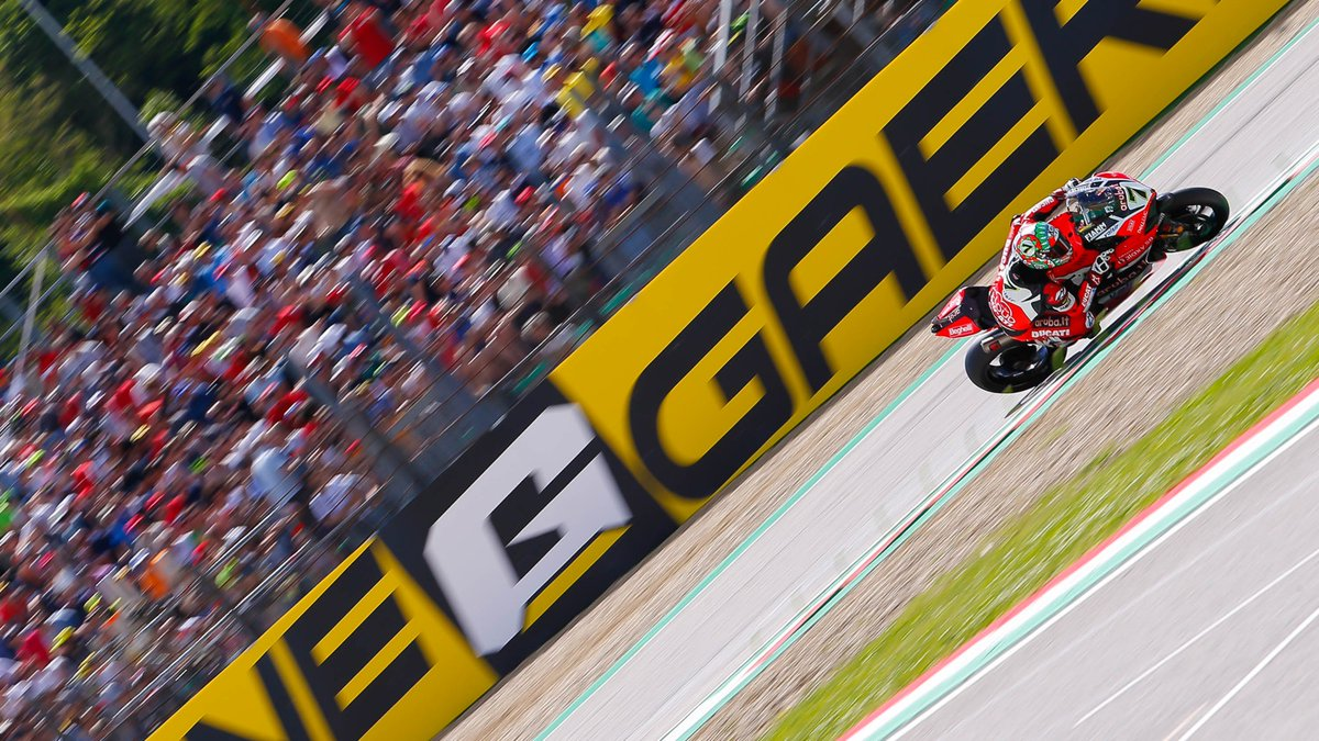 Superbike: Gara 1 a Imola a Davies e Ducati