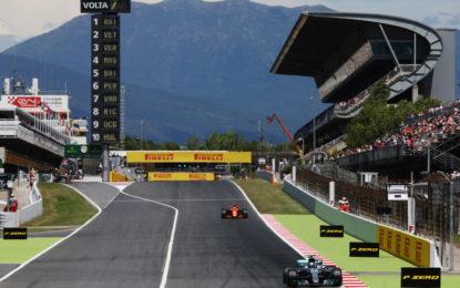GP Spagna: migliorata già nelle FP1 la pole 2016