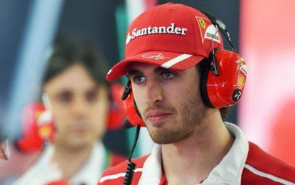Giovinazzi vuole correre nel 2018. E la Ferrari