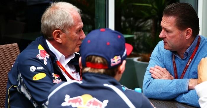 Marko conferma un ruolo in Red Bull per Jos Verstappen