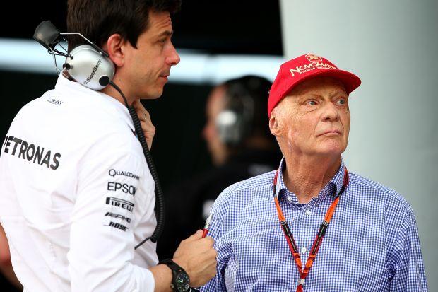 Lauda: possibile che la Mercedes lasci la F1