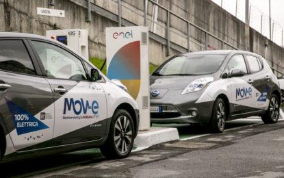 Nissan Italia, Enel Energia e IIT insieme per la mobilità elettrica