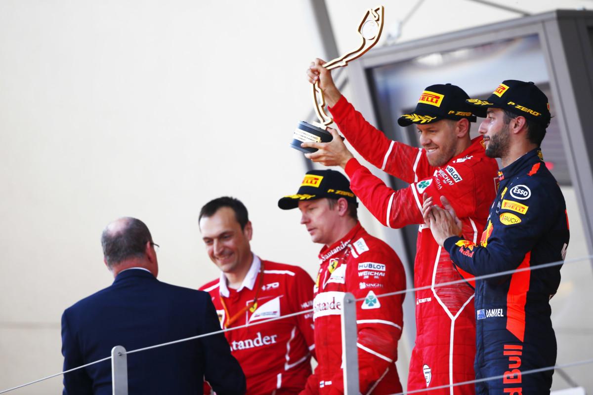Monaco: come previsto un solo pitstop per vincere